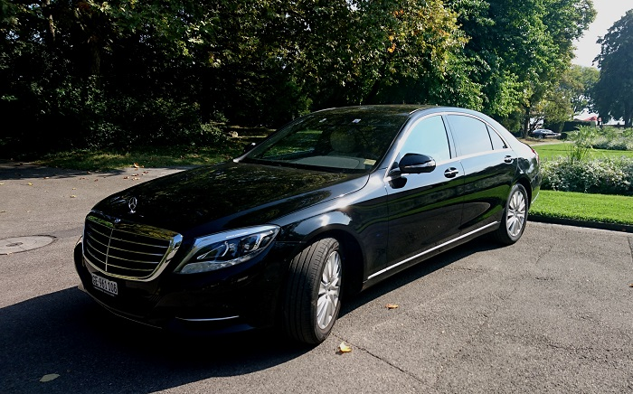 Photo Mercedes S-350 Class