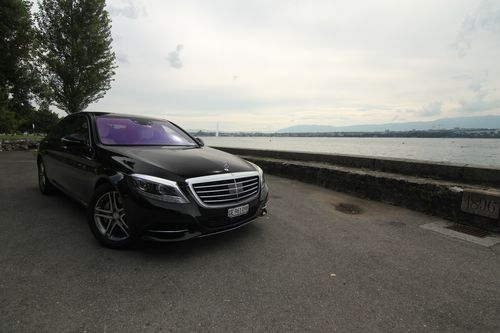 Photo Mercedes S-500 Class