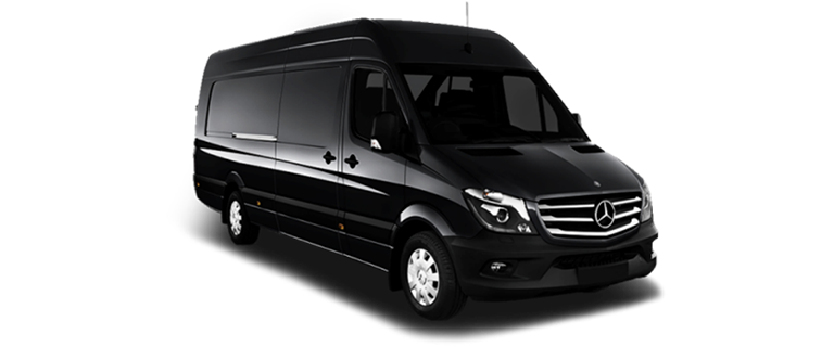 Luxury Mercedes Sprinter