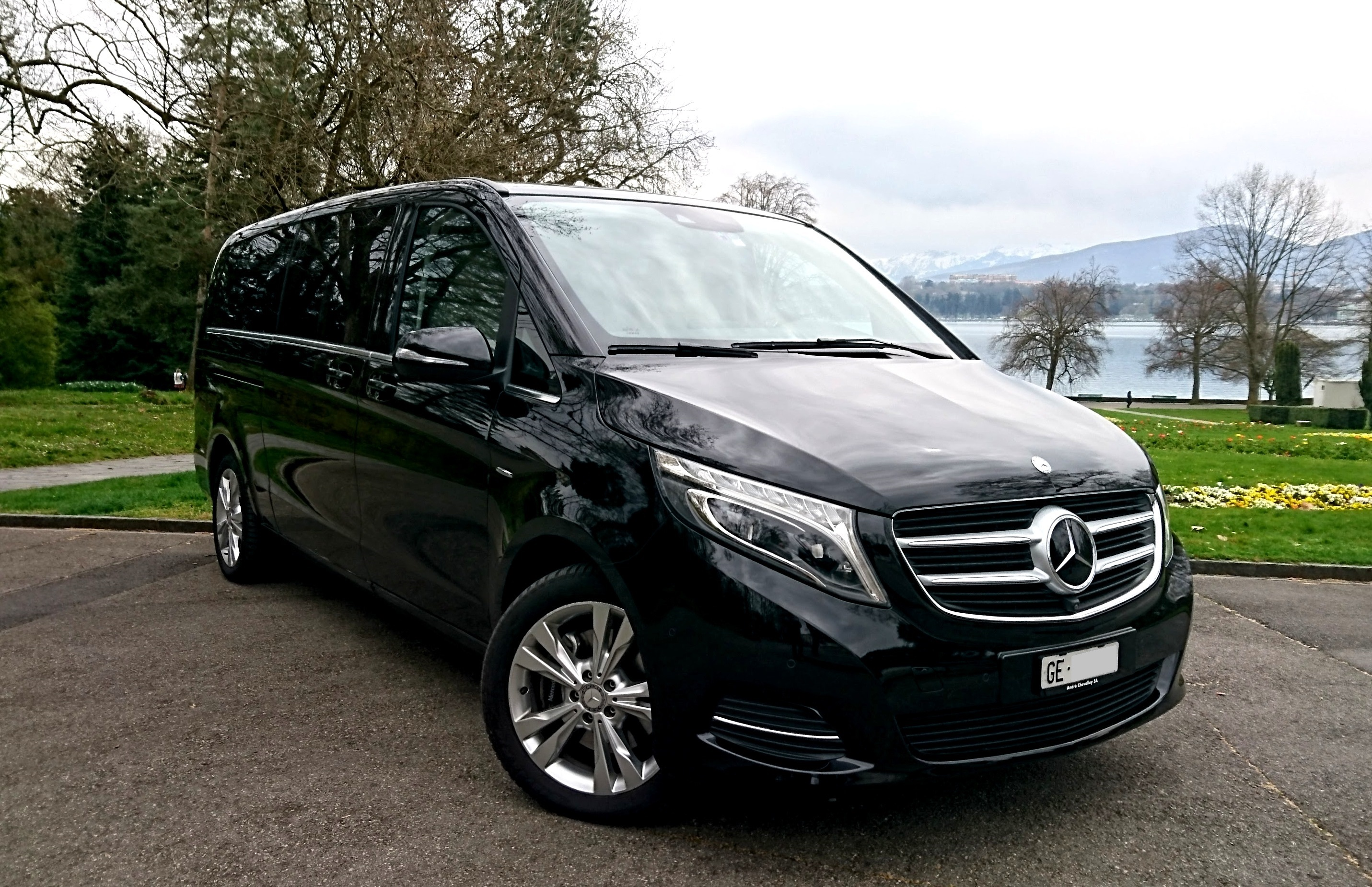 Photo Mercedes V-Class XXL