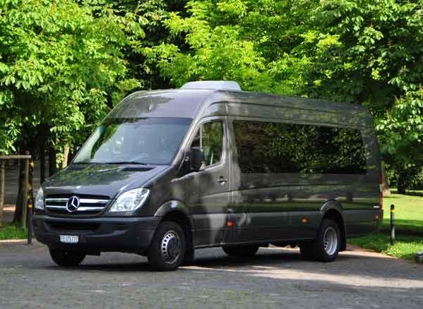 Photo Luxury Mercedes Sprinter